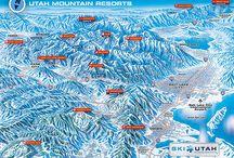 Trail Maps / by Ski Utah