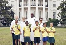 The White House & ChopChop Magazine / ChopChop is proud to partner with The White House in inspiring kids to cook real food, an important step in fighting childhood obesity. / by ChopChop Magazine
