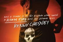kenny chesney / by Lynn Bryson
