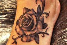 Tattoos / by April Jones-Wilson