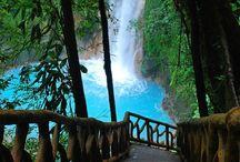 Amazing waterfalls / by Christine Broxson Wynne