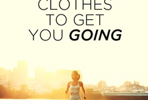 Fitness Fashion / by New Year New YOU!