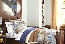 little boy bedroom / by Kristi Carsrud Farrell