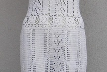 Victorian Hand Crocheted Clothing / I love this type of crochet!!! The best part is that I can re-create most of these items:-))) I was definitely born in the wrong time! Must have been a clothing maker in my past life:-))) / by Connie's PDFPatterns