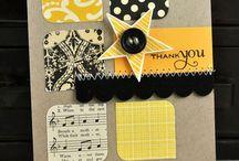 Cards / by Jess Bedsole