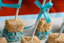 Baby boy shower / by Christine Saley-Holsapple
