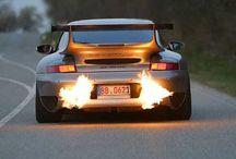 Cool Car Stuff / by Steve Symes