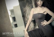 myriam faris / by antonio Aguilar