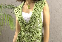Crochet Ideas and Patterns / by Hana Candelaria