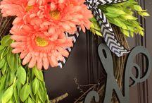 wreaths / by Allison Jenkins