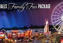 Niagara Falls Package Deals  / by Clifton Hill