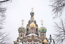 Russia / by Jill Crosby