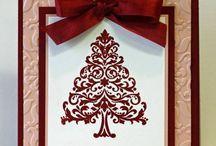 Christmas Card Inspiration / by Karen Balcanoff