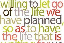 Inspiration/Funny Quotes / by Morgan Adams