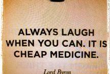Things that make you laugh! / by Tasha