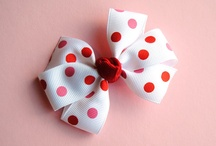 Bows/Headbands/Flowers / by Beverly Roberts