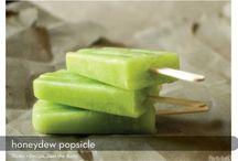 Popsicles *By YOU* / Delicious, healthy, frozen treats perfect for summer treats. / by Karen Russell