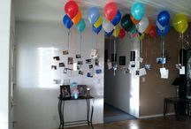 birthday party / by Brianne Wiand