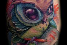Tattoooooooooos  / by Marnie Thorman