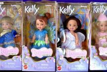 Collector Kelly Dolls / by Andie A