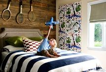 toddler boy room ideas / by Coe Pepper