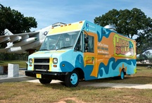 Jackson, MS Food Trucks... / A collection of food trucks in Jackson, Mississippi / by Betsy Davis