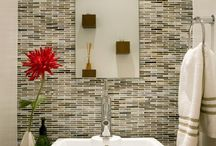 Backsplash ideas / by Ann Mummert