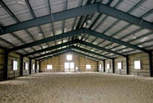 Stables, Barns & Horses / by Amber Haze