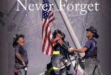 Never Forgert 9/11 / by Jackie