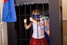 batman anniversary party. / by Nicole Martin
