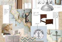 Boys Bedroom Ideas / by Molly and Mama