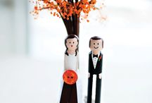 Awesome Cake Toppers / by Weddingbells