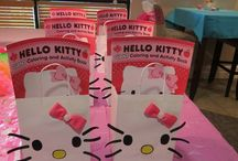 Hello Kitty Party / by Erin Reaper