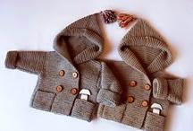 Breien kinderen, knitting children / by Marianne Temming