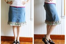 Cute sewing projects to attempt / by Sherry Lochner