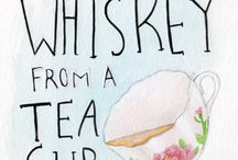 For The Love Of Whiskey / by Michelle Parsons