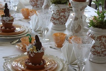 Table Setting Ideas / by Karen Pedersen