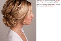 hairstyles I've done, I want to try, and those i adore:) / by Kayla Pfeiffer