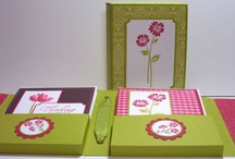 Cards / I love making cards and finding new inventive ways of making them.  / by Hannah Johnson