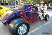 Hot Rods and Muscle Cars / by William Terry