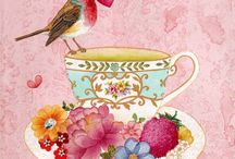 Tea Time / by Ale Bell