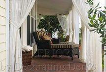 Patios, Porches & Decks / by Mrs. G