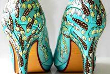 Shoes  / by Nora Villaverde