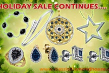 Holiday Sale in ALL Jewelry Items / by Classic Diamond House