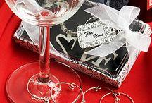 wine charm ideas / by Lori Moran