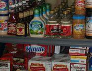 food storage / by Jo Ann Miles