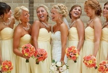 Bridesmaids / by Megan Morfe