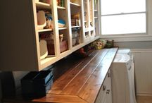 Laundry room / by Red Hen Home