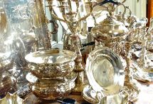 Silver and vintage finds / by Gwen Bowles MacKenzie
