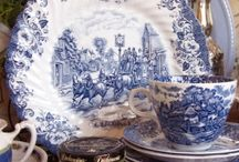 Transferware & Toile / by Sharon Reilly